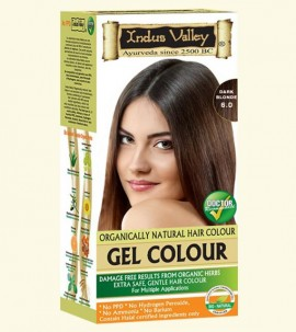 Gel Hair Colour Dark Blonde 6.0