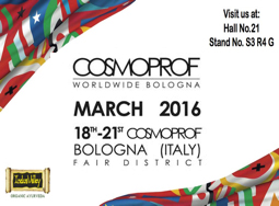 indus valley at cosmoproof trade fair